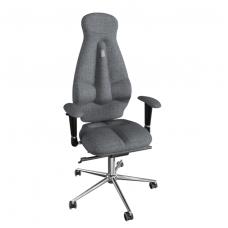 """Reguliuojama kėdė """"GALAXY"""" pilka"""