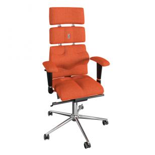"""Reguliuojama kėdė """"PYRAMID"""" oranžinė"""